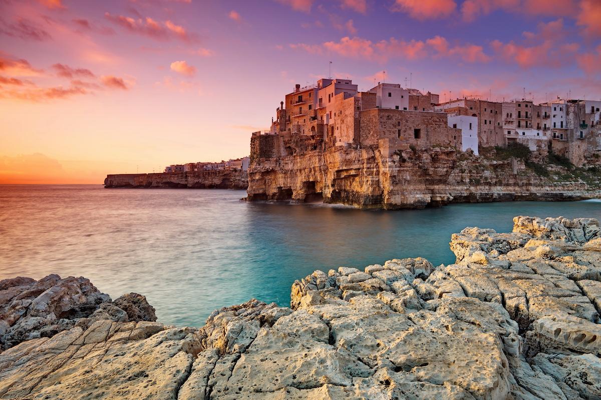Cosa Vedere in Puglia - Polignano a Mare