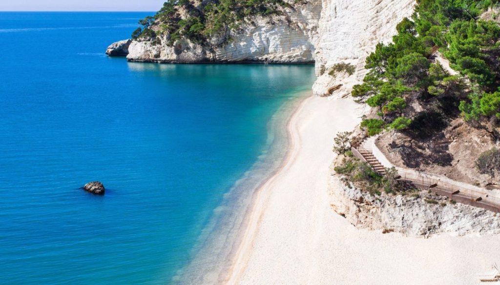 Spiagge in Puglia cosa vedere in Puglia